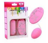 Виброяйцо розовое CN-15011025