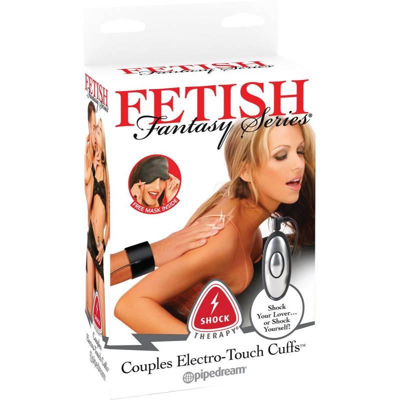 Eldorado Presents Pipedream Fetish Fantasy Series Shock Therapy Electro Sex Kit
