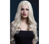 Парик с блондированными длинными завитыми волосами Rhianne