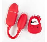 Красный гнущийся вибратор с 5 режимами вибрации