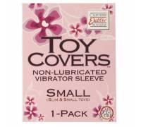 Насадка для вибратора малого размера TOY COVER SMALL