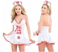Соблазнительный бэби-долл медсестры