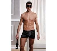 Комплект для бурной ночи: шорты, маска и шлёпалка