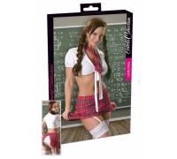 Костюм очаровательной школьницы