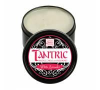 Массажная свеча Tantric Soy - White Lavender