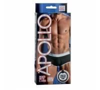 Мужские трусы-боксеры Apollo Boxer with C-Ring со съёмным эрекционным кольцом