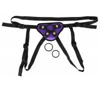 Фиолетовые трусики для насадок с креплением кольцами