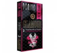 Презервативы DOMINO Glamour New York - 3 шт.