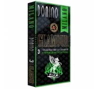 Презервативы DOMINO Glamour Milano - 3 шт.