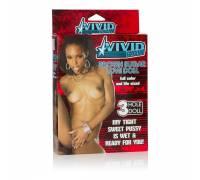 Надувная секс-кукла Vivid Raw Brown Sugar Love Doll
