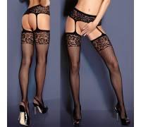 Сетчатые чулочки с поясом Garter Stockings